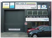 Reliable Automatics shop front