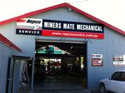 Miners Mate Mechanical shop front