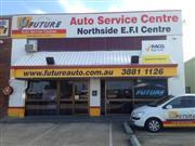 Northside EFI Cente shop front