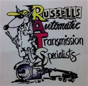Russell's Automatic Transmission Specialists logo