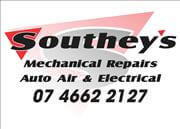 Southey's Mechanical Repairs Auto Air & Electrical logo