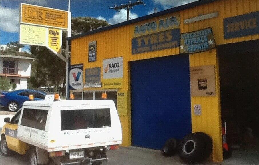 Auto Air shop front