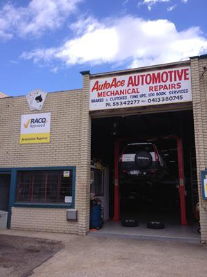 Autoace shop front