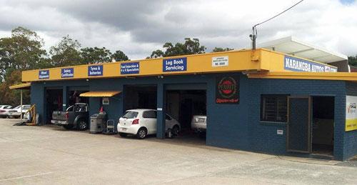 Narangba Autos Workshop