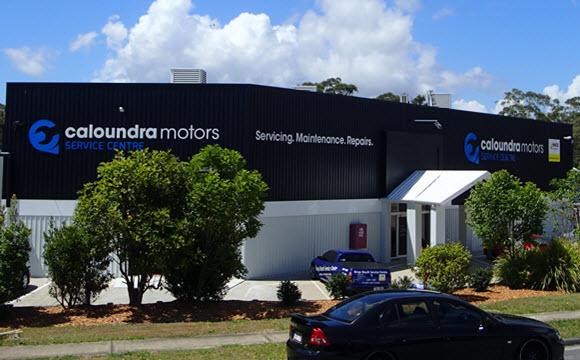 New Caloundra Motors - exterior1