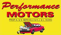Performance Motors logo