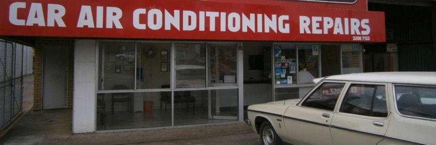 Ritchie Auto Electrics shop front