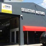 Selective Motors shop front