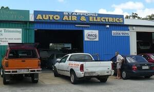 Stafford Auto Air & Electrics shop front