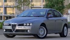Alpha Romeo 159 JTDM 2007