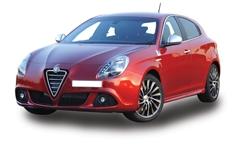Alfa Romeo Guilietta QV 1750 2011