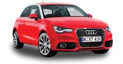Audi A1 Ambition 2011