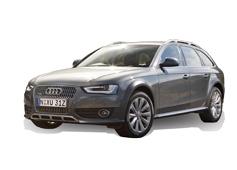 Audi A4 Allroad Quattro Wagon 2013