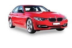 BMW 320i Sedan 2012