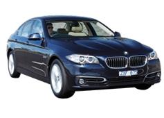 BMW 528i Sedan Luxury Line 2014