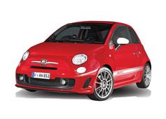 Fiat Abarth 500 Esseesse 2013