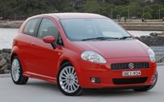 Fiat Punto T-Jet Sport 2008