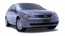 Ford BA Falcon 4.0 litre Sedan 2002-2005