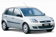 Ford Fiesta 1.6 litre 2004-2008