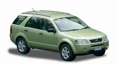 Ford Territory 2004 onwards