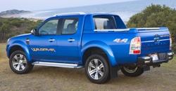 Ford Wildtrak 4WD Ute 2009