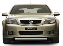 Holden Caprice V8 2007