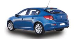 Holden Cruze Hatch 2.0 CDX 2012