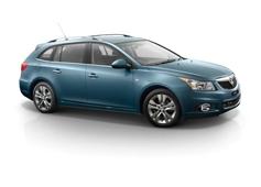 Holden Cruze Sportswagon CDX 1.8 2013