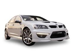 Holden HSV GXP 2010