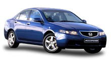 Honda Accord Euro 2003-2007