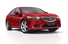 Honda Accord Euro Luxury 2012