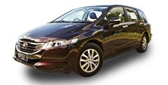 Honda Odyssey MY12 2012