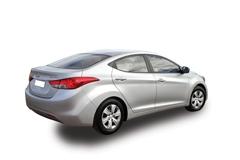 Hyundai Elantra Active 2012