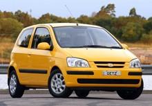 Hyundai Getz 1.5 2002-2005