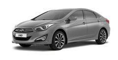 Hyundai i40 Elite CRDi Sedan 2012