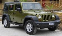 Jeep Wrangler Limited Sport V6 2007