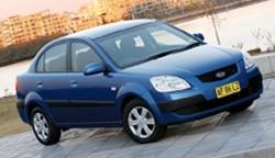Kia Rio 1.6 litre Sedan 2006