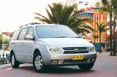 Kia VQ Grand Carnival EX 2006