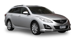 Mazda 6 Diesel Wagon 2010