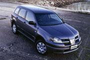 Mitsubishi Outlander 2003-2006