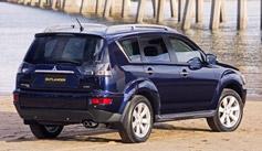 Mitsubishi Outlander VRX 2010