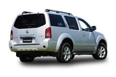 Nissan Pathfinder TI 2011