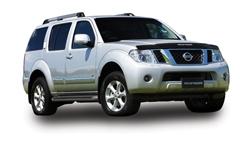 Nissan Pathfinder TI 550 2011