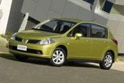 Nissan Tiida Series I & II 2006-2009
