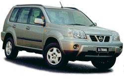 Nissan X-Trail 2001-2006