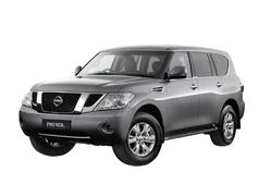Nissan Y62 Patrol ST-L 2013
