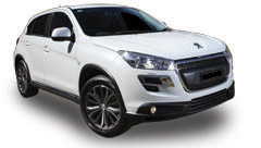Peugeot 4008 2.0 Allure AWD 2012