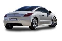 Peugeot RCZ Sports Coupe 2011