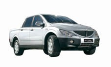 Ssangyong Actyon Sports AWD Ute 2007