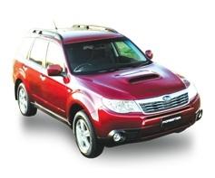 Subaru Forester 2.0d Premium 2010